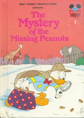 MYS OF MISSING PEANUTS (Disney's Wonderful World of Reading)