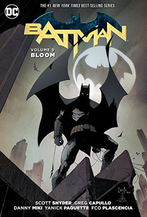 Batman Vol. 9: Bloom (The New 52)
