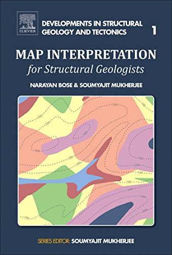 Map Interpretation for Structural Geologists, Volume 1 (Developments in Structural Geology and Tectonics)