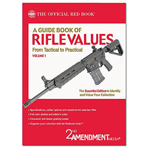 A Guide Book of Rifle Values, Volume 1