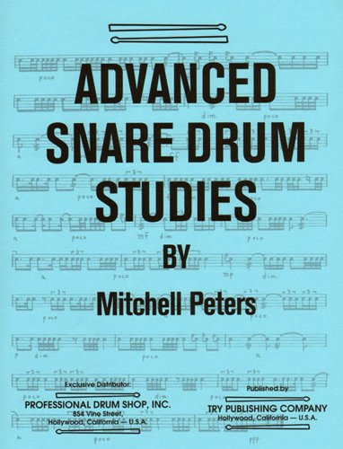 TRY1065 - Advanced Snare Drum Studies