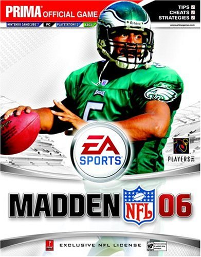 Madden NFL 2006 (Prima Official Game Guide)