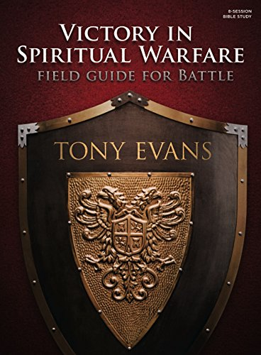 Victory in Spiritual Warfare Study Book: Field Guide for Battle