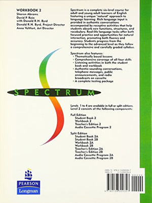 Spectrum 2 Workbook