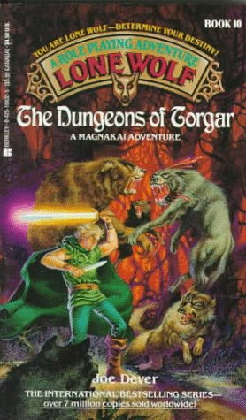 The Dungeons of Torgar (Lone Wolf)
