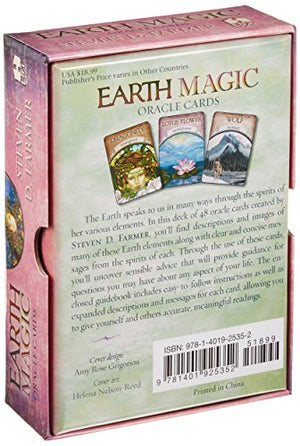 Earth Magic Oracle Cards: A 48-Card Deck and Guidebook