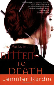 Bitten to Death (Jaz Parks, Book 4)