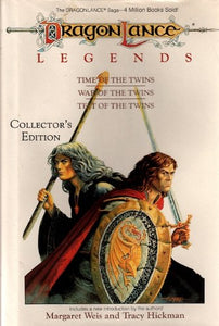 Dragonlance Legends: Time of the Twins, War of the Twins, Test of the Twins