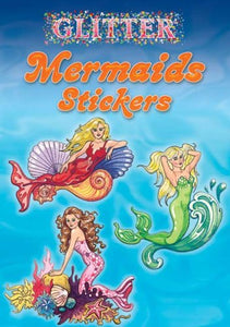 Glitter Mermaids Stickers (Dover Little Activity Books Stickers)