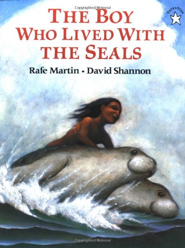 The Boy Who Lived with the Seals