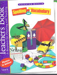 Spelling and Vocabulary, Level 3, Teacher's Book (Book & CD)