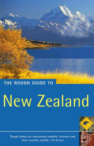The Rough Guide To New Zealand 4 (Rough Guide Travel Guides)