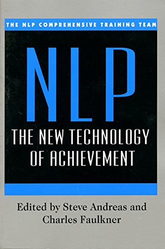 NLP: The New Technology of Achievement