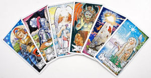 The Essential Tarot Kit: Book and Card Set