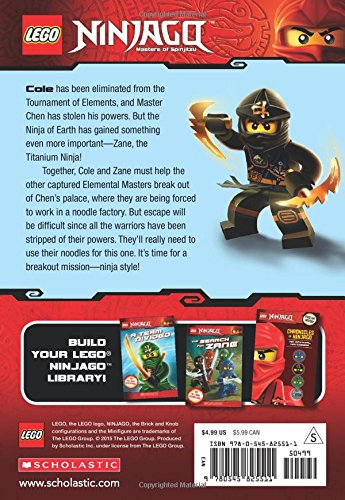 LEGO Ninjago: Breakout (Chapter Book #8)