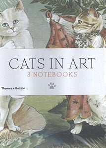 Cats in Art: Mini Notebooks: Set of 3 (Thames & Hudson Gift)