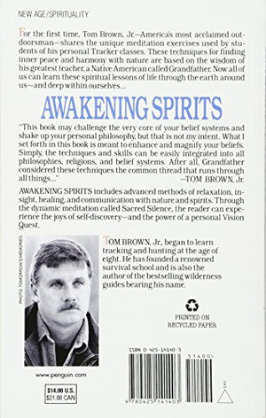 Awakening Spirits: A Native American Path to Inner Peace, Healing, and Spiritual Growth (Religion and Spirituality)