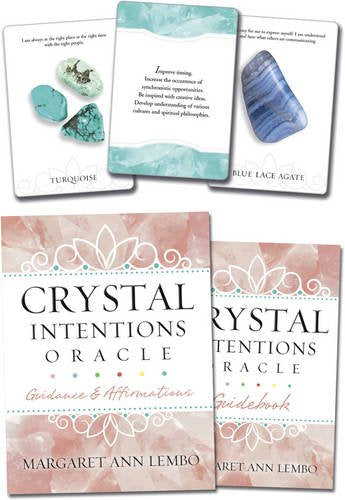 Crystal Intentions Oracle: Guidance & Affirmations