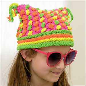 Knit Beanies: Easy to Make, Fun to Wear