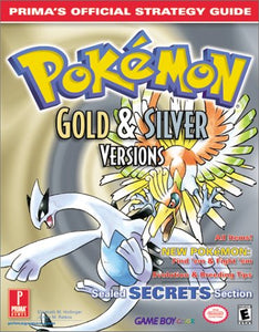 Pokemon Gold & Silver: Prima's Official Strategy Guide