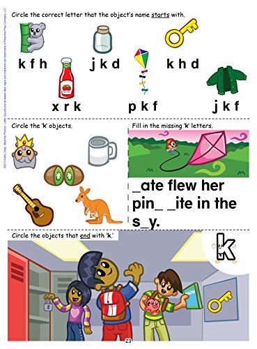 Meet the Phonics - Letter Sounds Workbook
