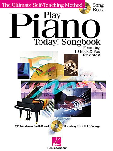 PLAY PIANO TODAY SONGBOOK    BK/CD (Play Today!)