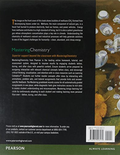 Chemistry; Modified Mastering Chemistry with Pearson eText -- ValuePack Access Card -- for Chemistry (7th Edition)
