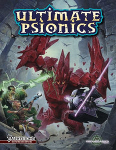 Ultimate Psionics (Pathfinder, DRP2600)