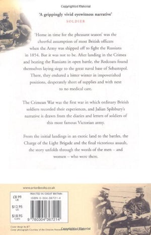 The Thin Red Line: An Eyewitness History of the Crimean War (Cassell Military Paperbacks)