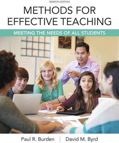 Methods for Effective Teaching: Meeting the Needs of All Students, Loose-Leaf Version
