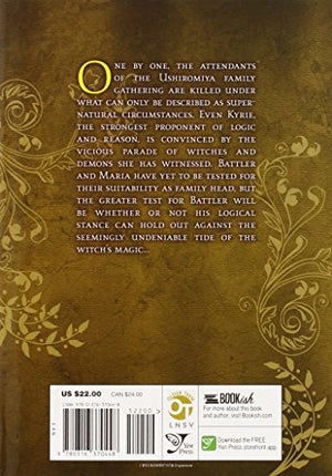 Umineko WHEN THEY CRY Episode 4: Alliance of the Golden Witch, Vol. 3 - manga