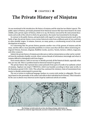 The Ninja: Ancient Shadow Warriors of Japan (The Secret History of Ninjutsu)