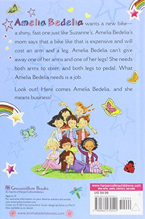 Amelia Bedelia Means Business (Amelia Bedelia Chapter Books)
