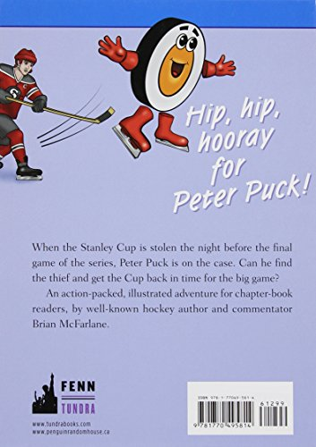 Peter Puck and the Stolen Stanley Cup (Adv. Hockey's Greatest Mascot)
