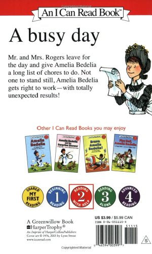 Good Work, Amelia Bedelia (I Can Read Level 2)