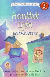Hanukkah Lights (I Can Read: Level 2)