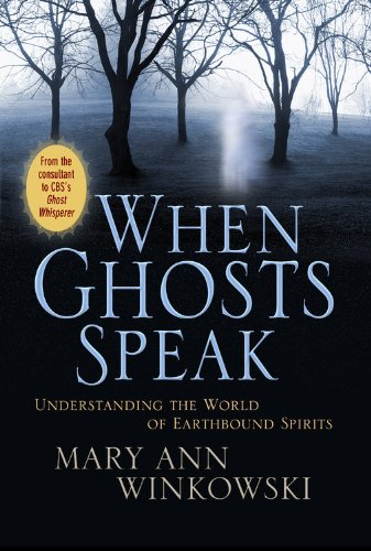 When Ghosts Speak: Understanding the World of Earthbound Spirits
