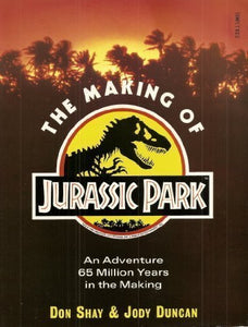 Making of Jurassic Park an Adventure 65