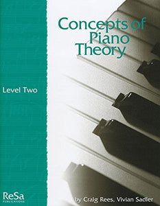 CPT2 - Concepts of Piano Theory Level 2