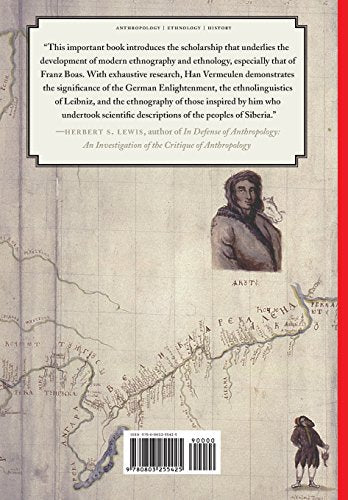 Before Boas: The Genesis of Ethnography and Ethnology in the German Enlightenment (Critical Studies in the History of Anthropology)