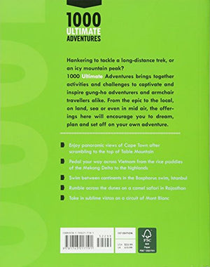 1000 Ultimate Adventures (Lonely Planet)