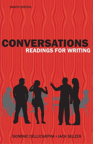 Conversations: Reading for Writing (8th Edition)