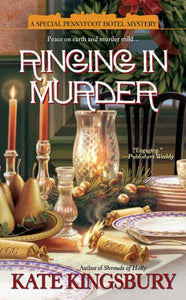 Ringing in Murder (A Special Pennyfoot Hotel Myst)
