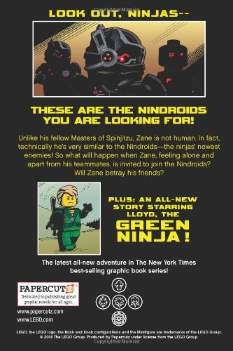 LEGO Ninjago #9: Night of the Nindroids