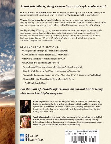 Healthy Healing 14th Edition