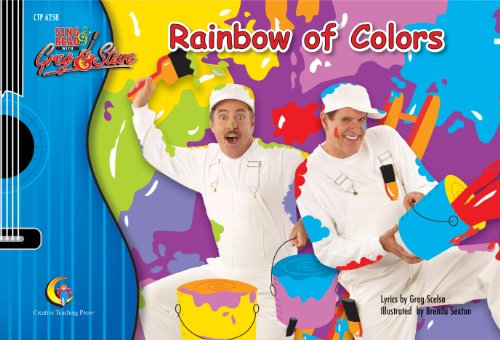 Rainbow of Colors, Sing & Read with Greg & Steve