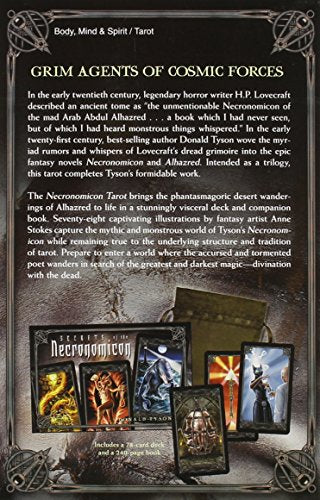 Necronomicon Tarot (Necronomicon Series)