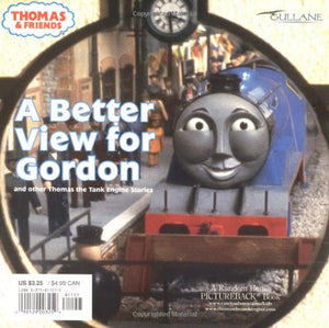 A Better View for Gordon (Thomas & Friends): And Other Thomas the Tank Engine Stories (Pictureback(R))