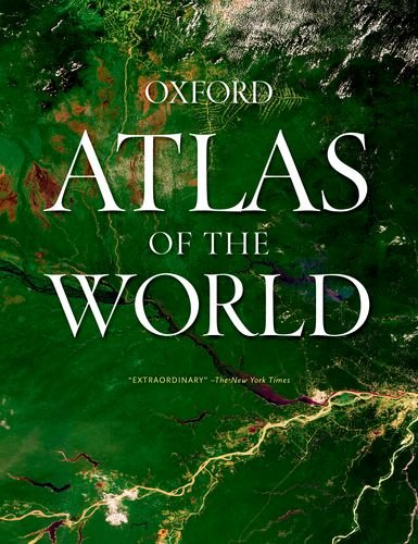 Atlas of the World (Oxford Atlas of the World)