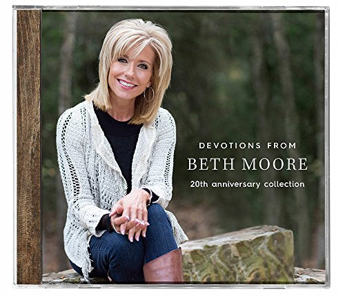 Devotions from Beth Moore 20th Anniversary Collection